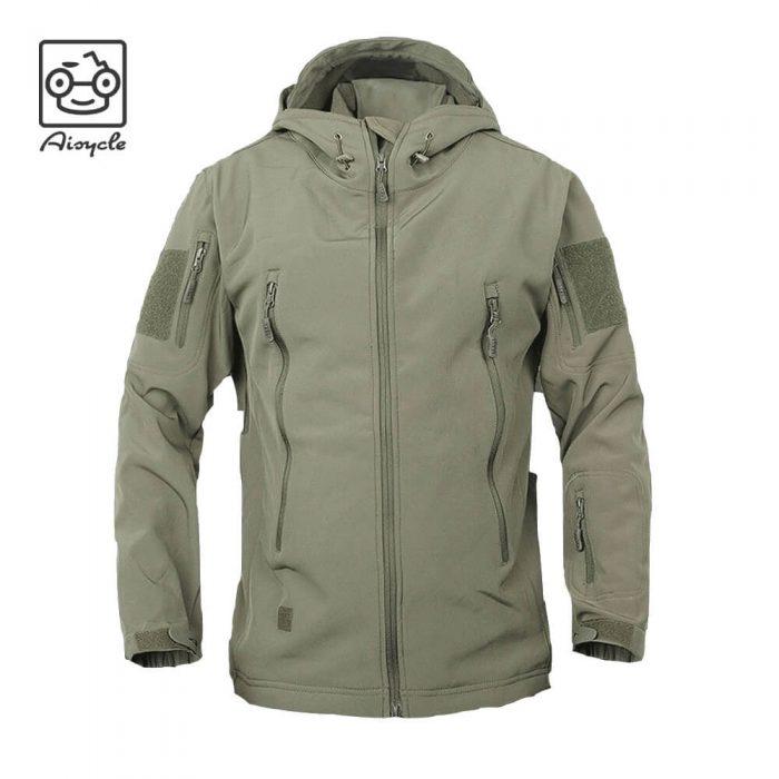 A-65 heated jacket