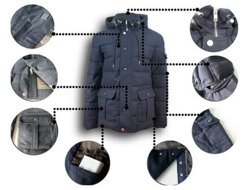 The Aisycle Smart Heated Jacket Can Keep Your Warmth In The Cold Winter