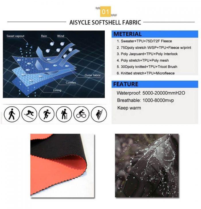 softshell fabric