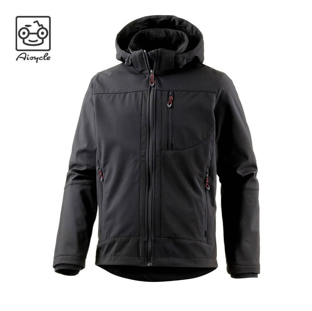 Custom Mens Softshell Jacket