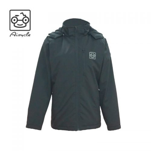 Long Heated Jacket