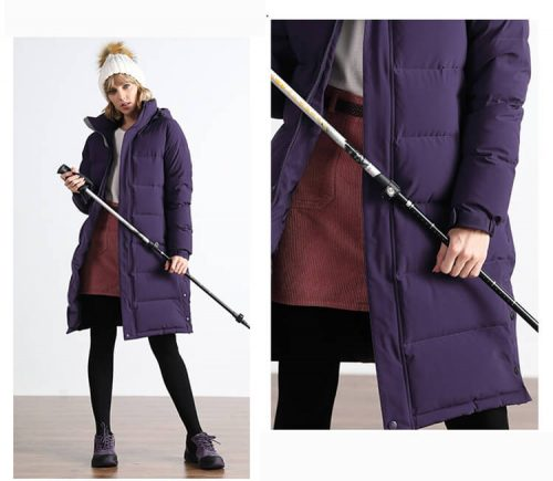 Long Thick Padded Jacket