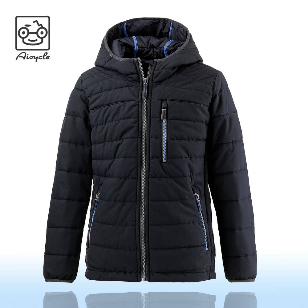 Duck Down Padded Jacket