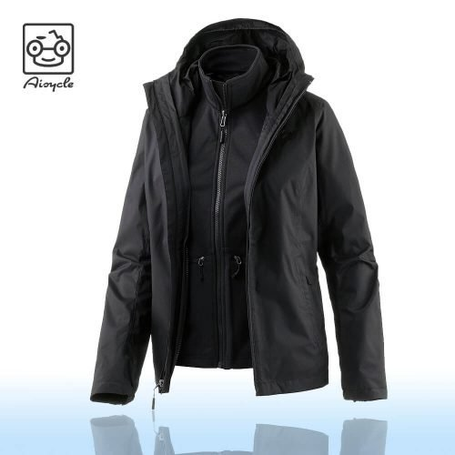 Womens 2 in 1 Softshell Jacket