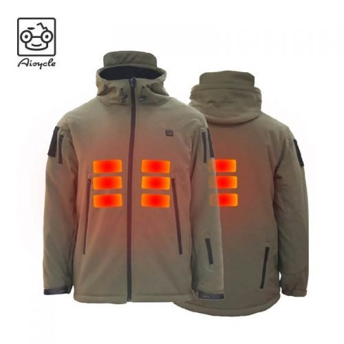 5V Battery Heated Jacket
