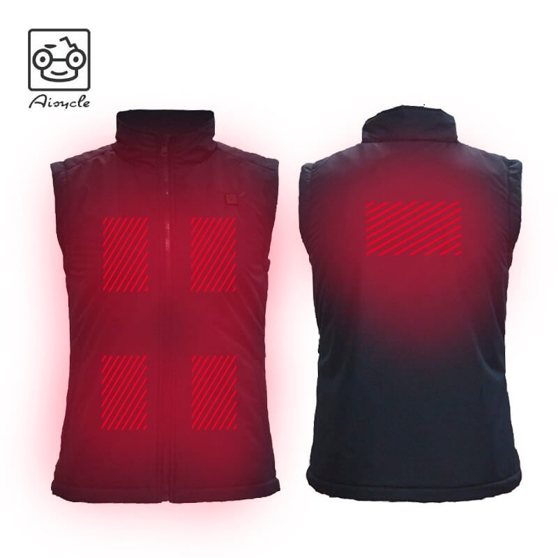 Softshell Heated Vest