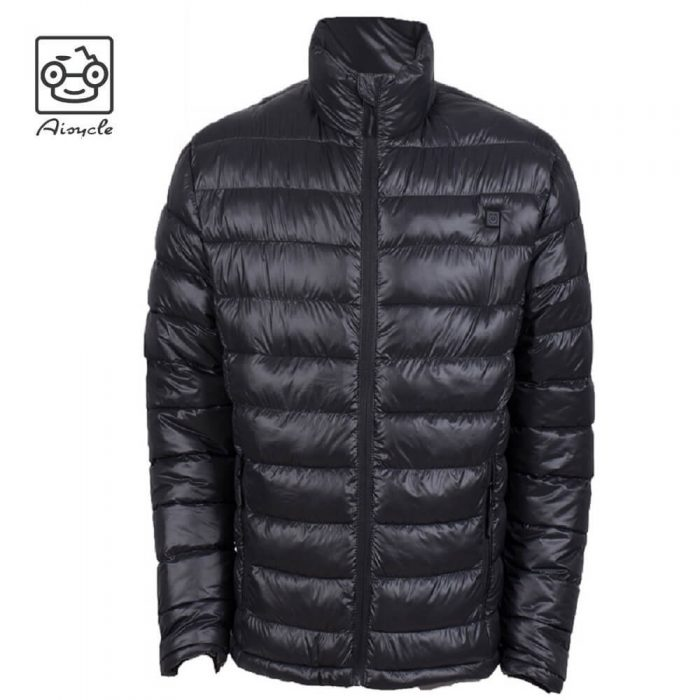 Heated Down Jacket