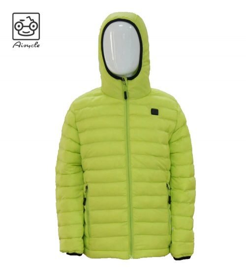 Children Heated Down Jacket