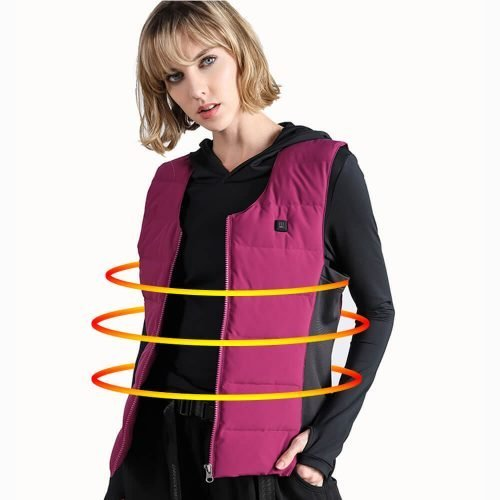 Women Heated Vest