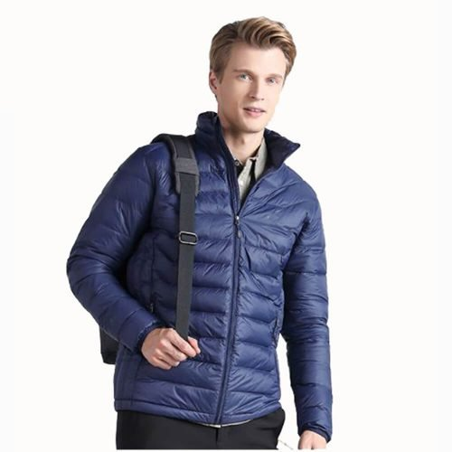 Customizable Quilted Jacket