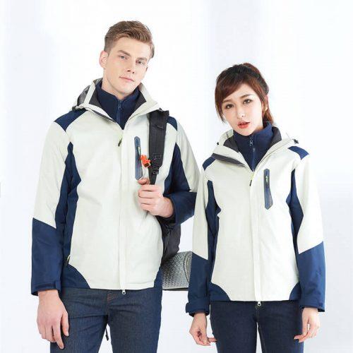 Mens Womens Outdoor Softshell Coat