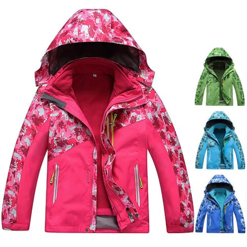 Boys Softshell Jacket