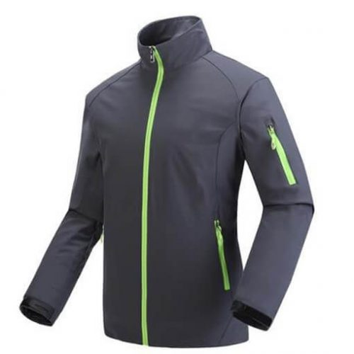 Windproof Soft Shell Jacket