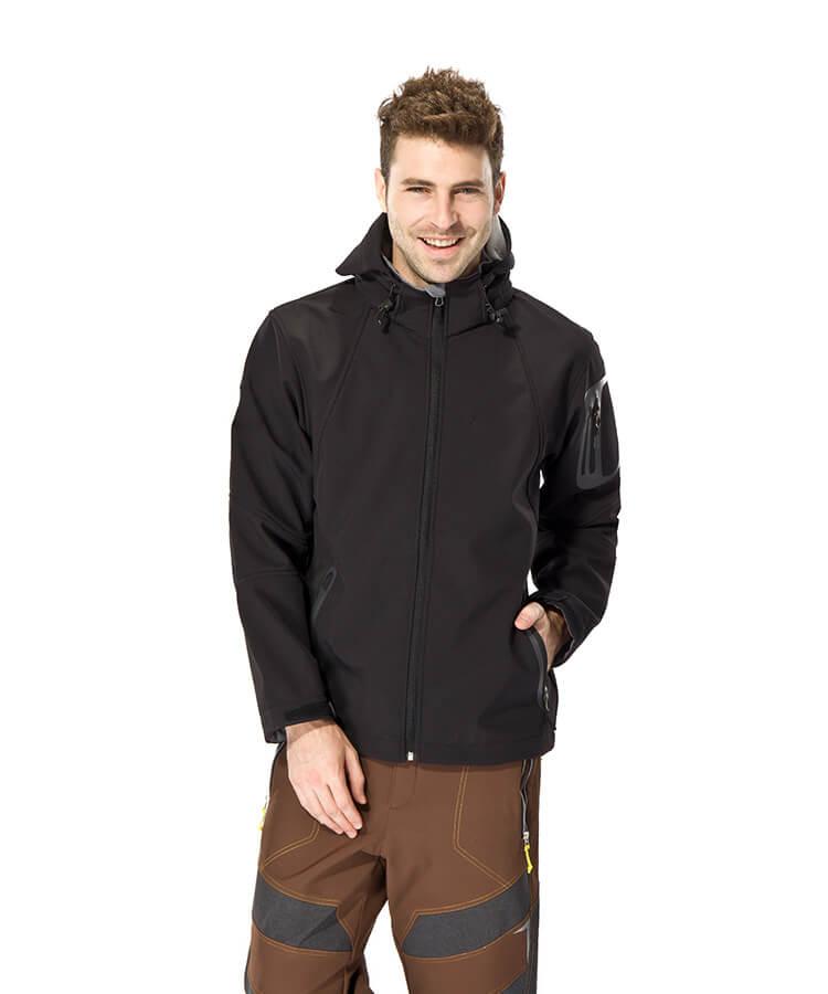 Winter Wear Softshell Jacket
