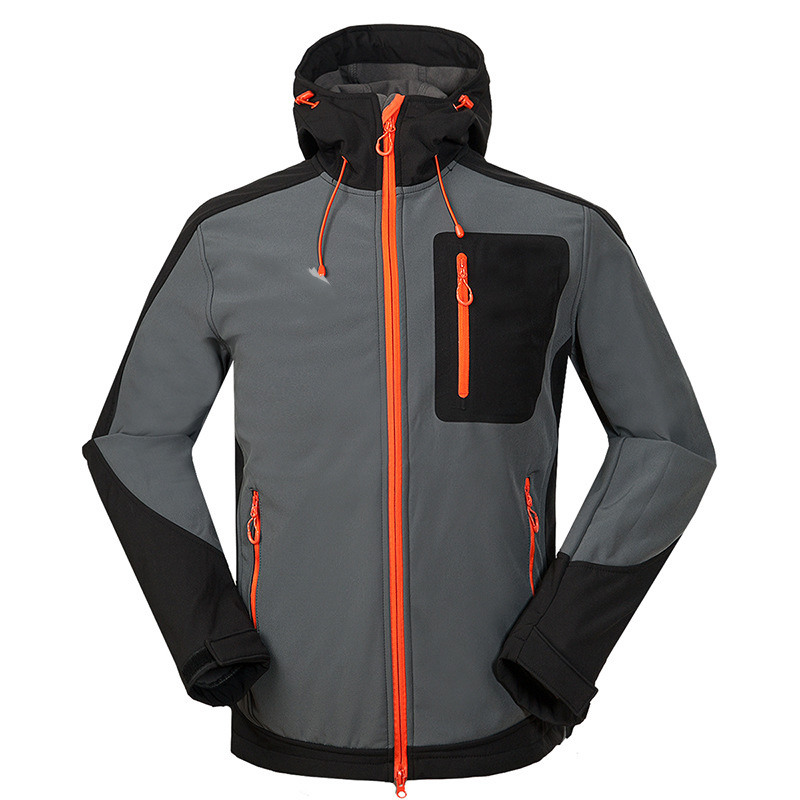 Custom Softshell Jacket